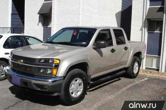 Chevrolet Colorado  Пикап Двойная кабина