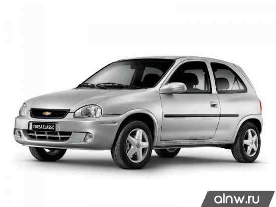 Chevrolet Corsa  Хэтчбек 3 дв.