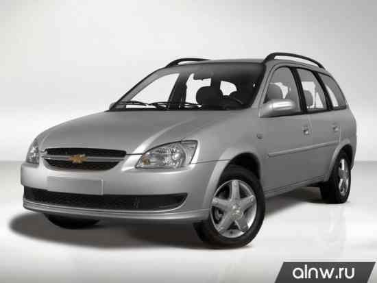 Chevrolet Corsa  Универсал 5 дв.