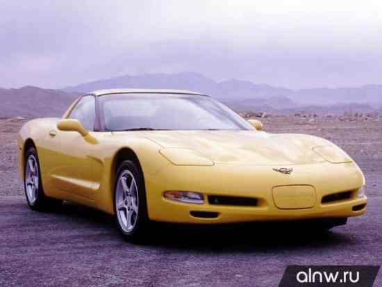 Chevrolet Corvette C5 Купе