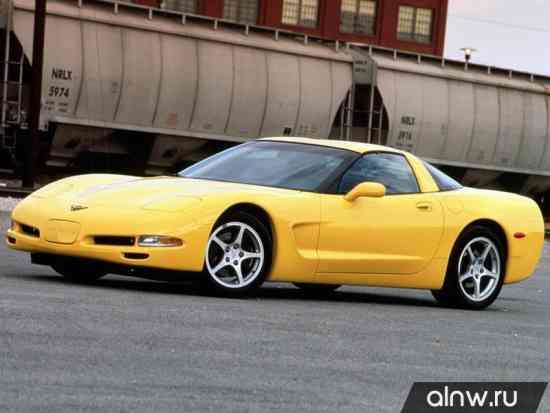 Каталог запасных частей Chevrolet Corvette C5 Купе