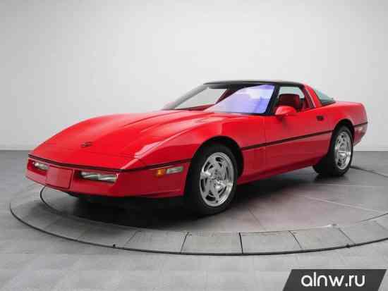 Руководство по ремонту Chevrolet Corvette C4 Купе