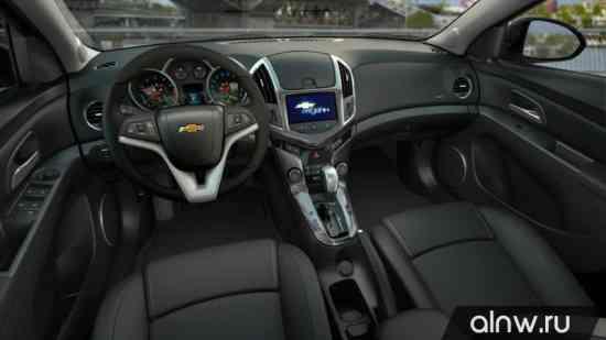 Программа диагностики Chevrolet Cruze I Рестайлинг Седан