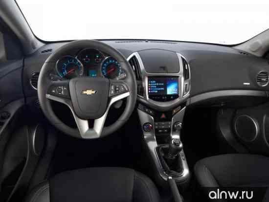 Программа диагностики Chevrolet Cruze I Рестайлинг Хэтчбек 5 дв.