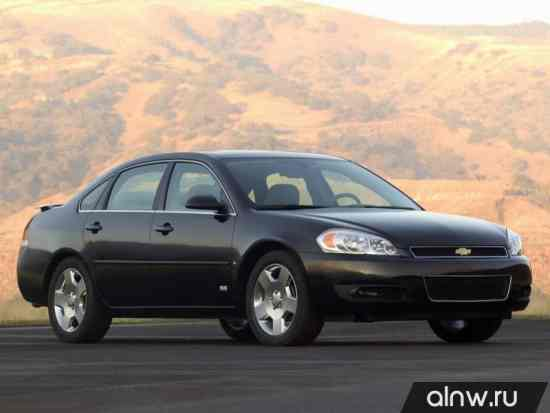 Chevrolet Impala IX Седан