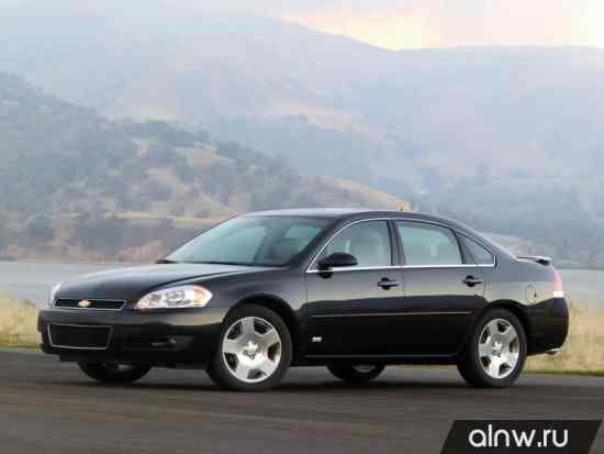 Инструкция по эксплуатации Chevrolet Impala IX Седан