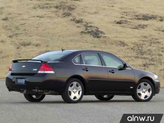 Каталог запасных частей Chevrolet Impala IX Седан