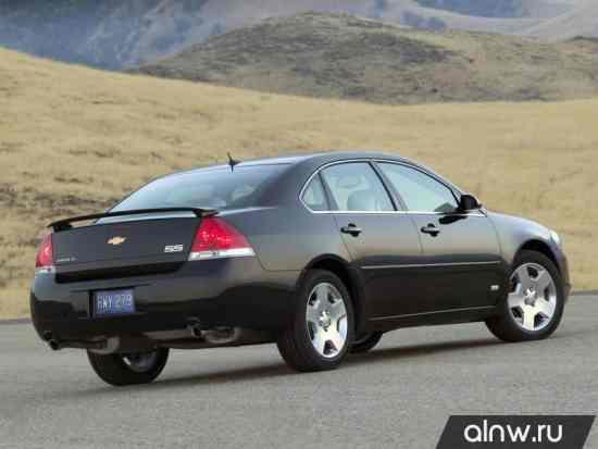 Программа диагностики Chevrolet Impala IX Седан
