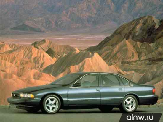 Каталог запасных частей Chevrolet Impala VII Седан
