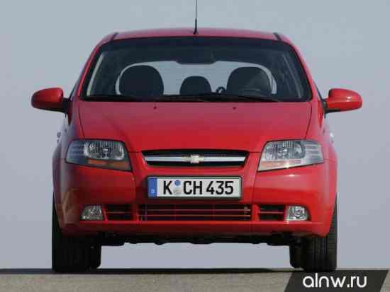 Chevrolet Kalos  Хэтчбек 5 дв.