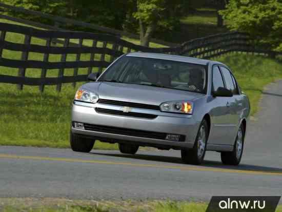 Chevrolet Malibu VI Седан