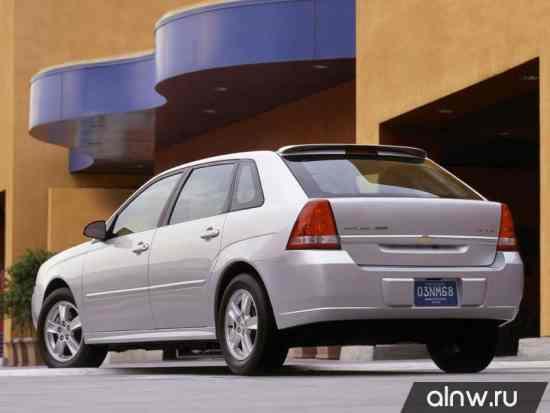 Каталог запасных частей Chevrolet Malibu VI Хэтчбек 5 дв.