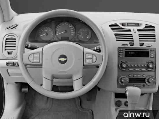 Программа диагностики Chevrolet Malibu VI Хэтчбек 5 дв.