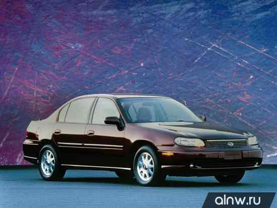 Chevrolet Malibu V Седан