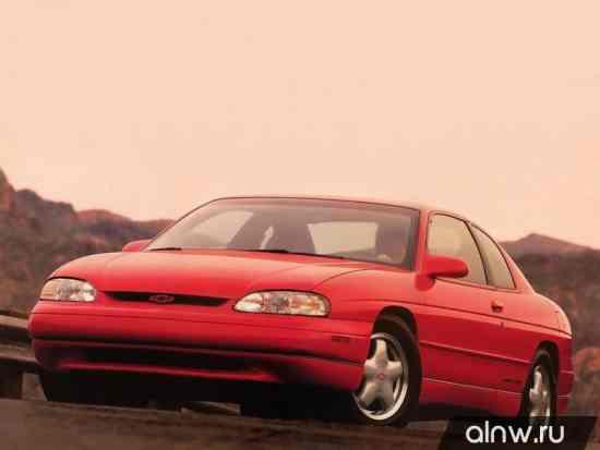 Chevrolet Monte Carlo V Купе