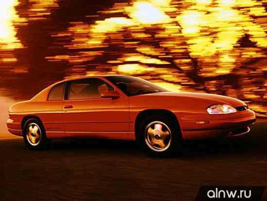Инструкция по эксплуатации Chevrolet Monte Carlo V Купе