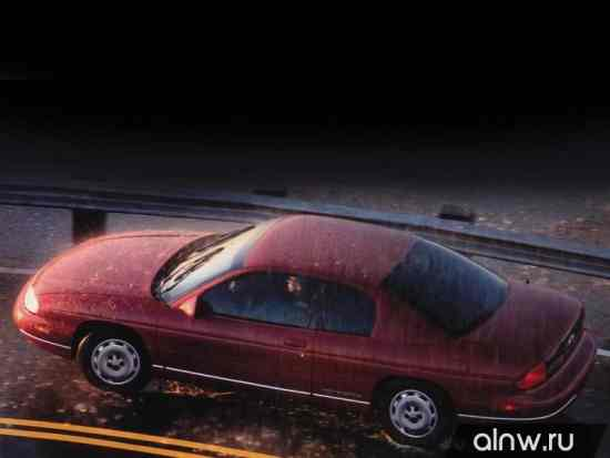 Каталог запасных частей Chevrolet Monte Carlo V Купе