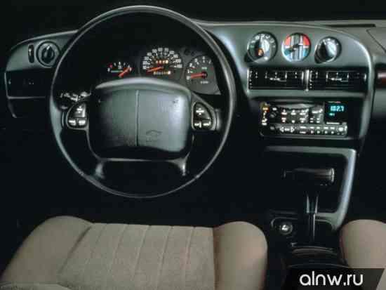 Программа диагностики Chevrolet Monte Carlo V Купе
