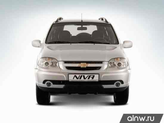 Chevrolet Niva I Рестайлинг Внедорожник 5 дв.