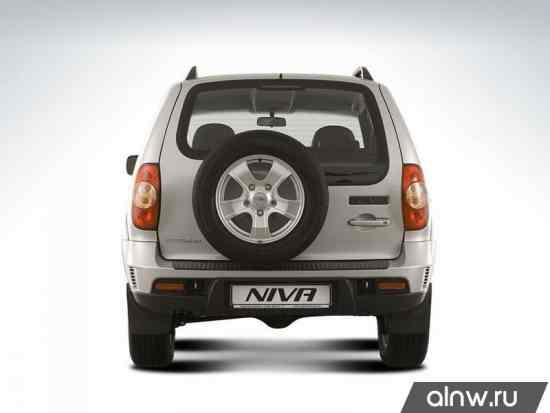 Каталог запасных частей Chevrolet Niva I Рестайлинг Внедорожник 5 дв.