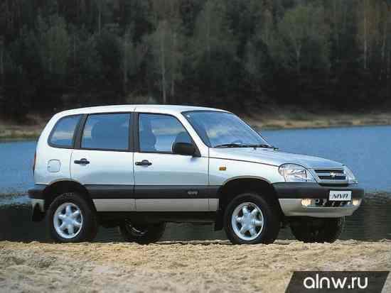 Каталог запасных частей Chevrolet Niva I Внедорожник 5 дв.