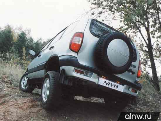 Программа диагностики Chevrolet Niva I Внедорожник 5 дв.