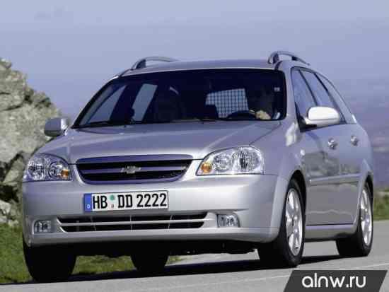 Chevrolet Nubira  Универсал 5 дв.