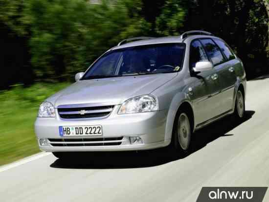 Инструкция по эксплуатации Chevrolet Nubira  Универсал 5 дв.