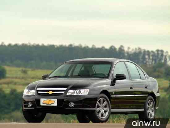 Руководство по ремонту Chevrolet Omega B Седан