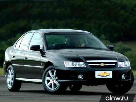 Инструкция по эксплуатации Chevrolet Omega B Седан
