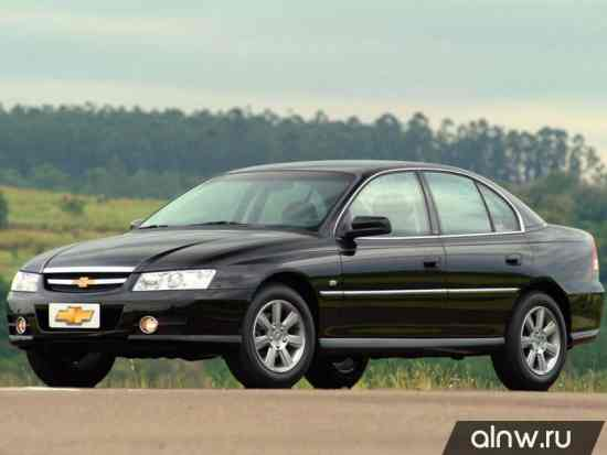Каталог запасных частей Chevrolet Omega B Седан