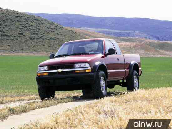 Chevrolet S-10 Pickup  Пикап Полуторная кабина