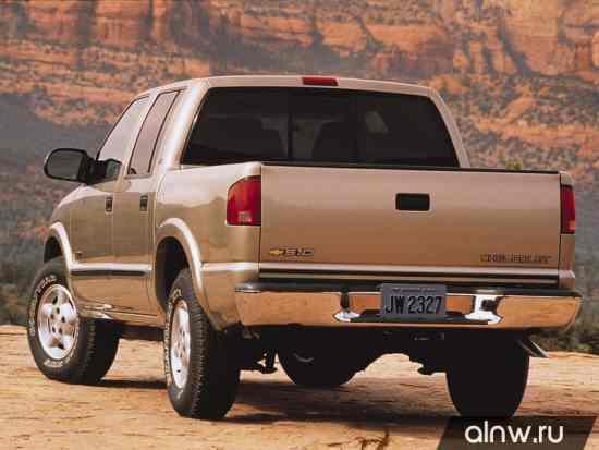 Программа диагностики Chevrolet S-10 Pickup  Пикап Двойная кабина