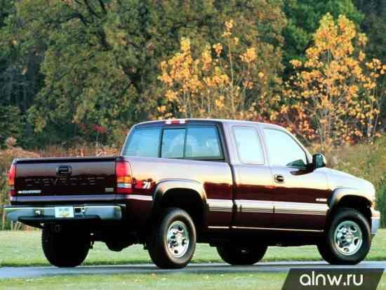 Программа диагностики Chevrolet Silverado I (GMT800) Пикап Полуторная кабина