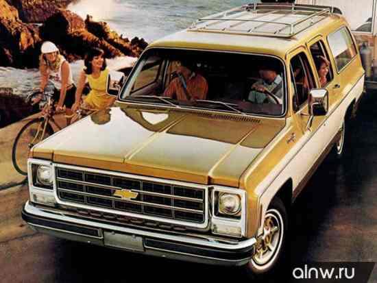 Инструкция по эксплуатации Chevrolet Suburban VIII Внедорожник 5 дв.