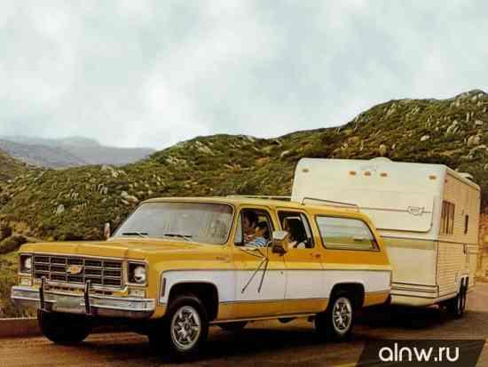 Каталог запасных частей Chevrolet Suburban VIII Внедорожник 5 дв.