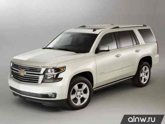 Chevrolet Tahoe IV Внедорожник 5 дв.