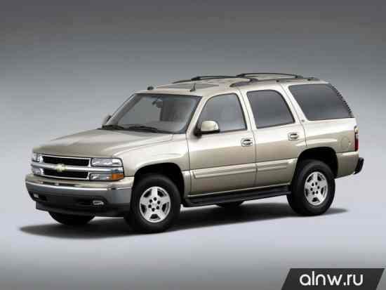 Руководство по ремонту Chevrolet Tahoe II Внедорожник 5 дв.