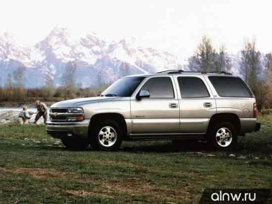 Инструкция по эксплуатации Chevrolet Tahoe II Внедорожник 5 дв.