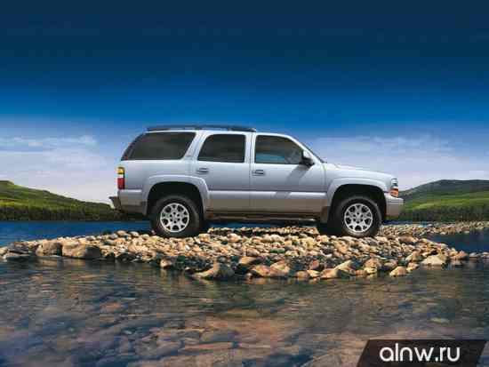 Каталог запасных частей Chevrolet Tahoe II Внедорожник 5 дв.