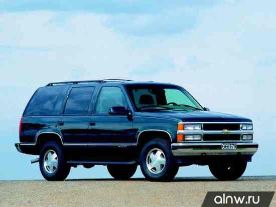 Chevrolet Tahoe I Внедорожник 5 дв.