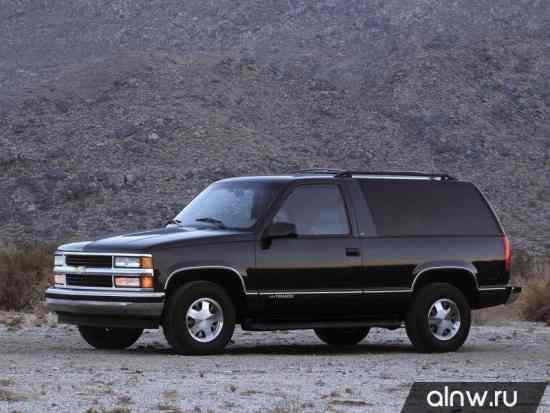 Chevrolet Tahoe I Внедорожник 3 дв.