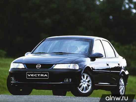 Инструкция по эксплуатации Chevrolet Vectra II Седан