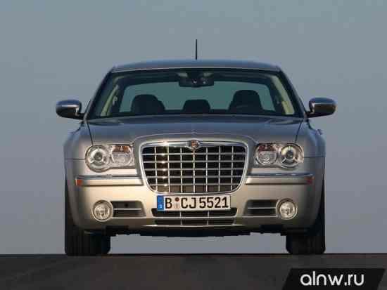 Инструкция по эксплуатации Chrysler 300C I Седан