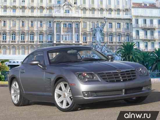 Каталог запасных частей Chrysler Crossfire  Купе