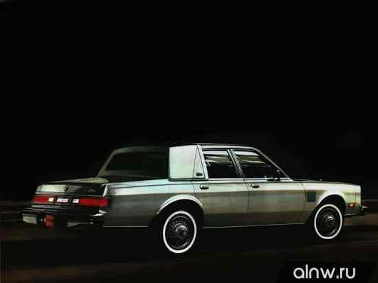 Каталог запасных частей Chrysler Fifth Avenue I Седан