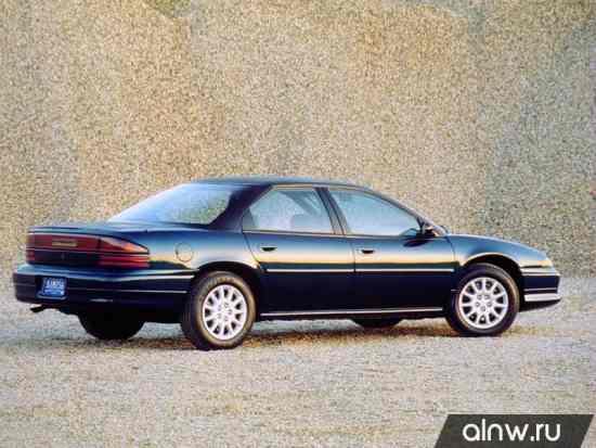 Каталог запасных частей Chrysler Intrepid I Седан