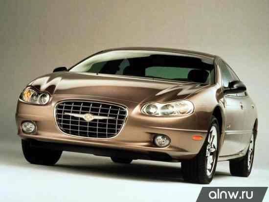 Chrysler LHS II Седан