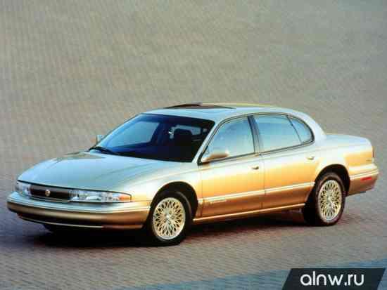 Chrysler LHS I Седан