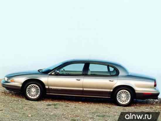 Каталог запасных частей Chrysler LHS I Седан